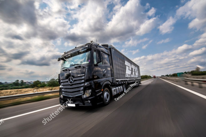 stock-photo-bucharest-romania-july-black-mercedes-benz-actros-euro-truck-trailer-in-traffic-1358603858 copy