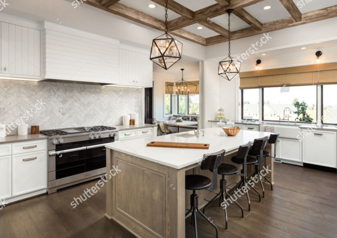 stock-photo-kitchen-interior-with-island-sink-cabinets-and-hardwood-floors-in-new-luxury-home-features-639915670 copy